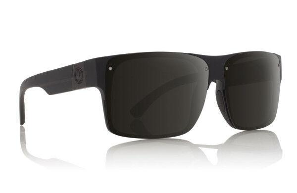 New Dragon Reverb Sunglasses Matte Black/Grey Lens 29396-003 RRP $190