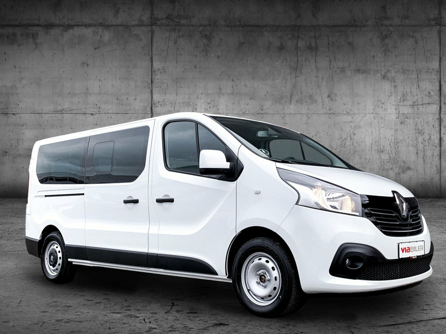 Renault Trafic T29 1,6 dCi 125 L2H1 Grand Passenger