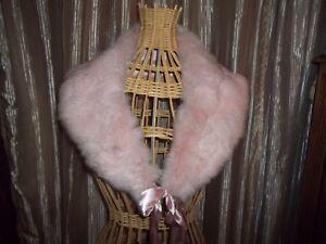 satin ruban avec de rose de veste Collier pour lapin teinté qXw7v0WAx