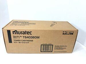TS40360M-MURATEC-MFX-1200-1600-TONER