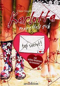 o-KARLOTTA-verzettelt-sich-Claire-SINGER-gebunden-HC-2009