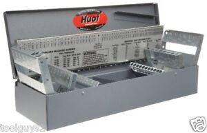 HUOT-11825-INDEX-DISPENSER-3-IN-1-118-METRIC-JOBBER-LENGTH-STD-DRILL-BIT