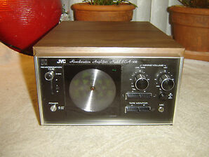 JVC ECA-102, Reverberation Amplifier, Stereo Spring Reverb, Vintage Unit