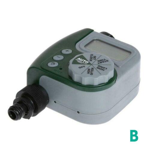 LCD Automatic Timer Intelligent Irrigation Garden Watering Hose Water Sprinkler