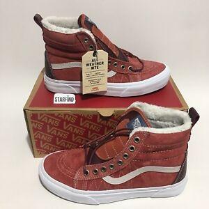 a8ee5e2df31 Vans SK8-Hi SK8 Hi MTE Hot Sauce Port Royale Shoes Mens 4 - Women ...