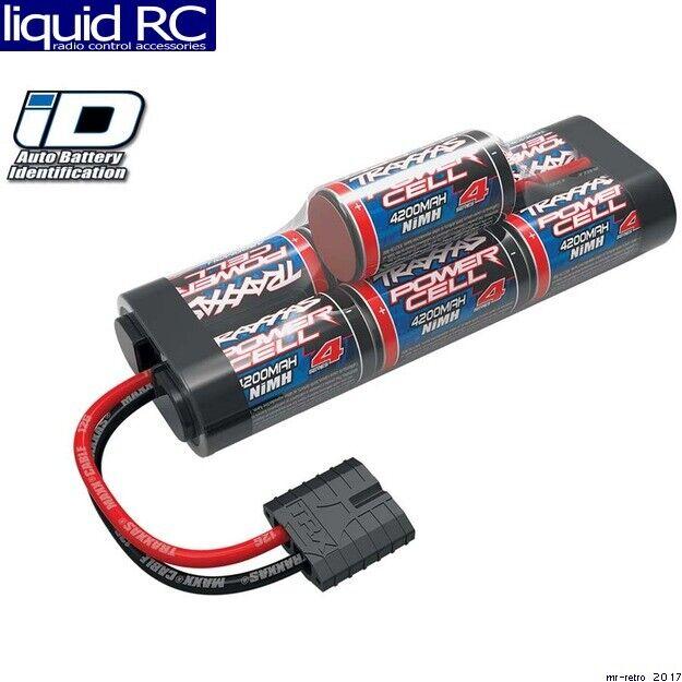 Traxxas 2951X Battery Series 4 Power Cell 4200mAh (NiMh 7-C hump 8.4V)