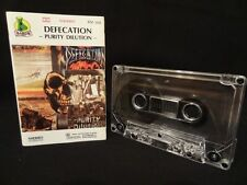 Defecation purity diluciones/1989/mc cassette pyracanda, Napalm Death, Master