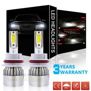 COB-9007-HB5-LED-Headlight-Bulbs-kit-1100W-165000LM-High-low-Beam-6000K-white