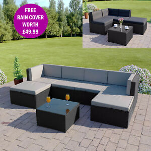 Corner Sofa Set Garden Furniture