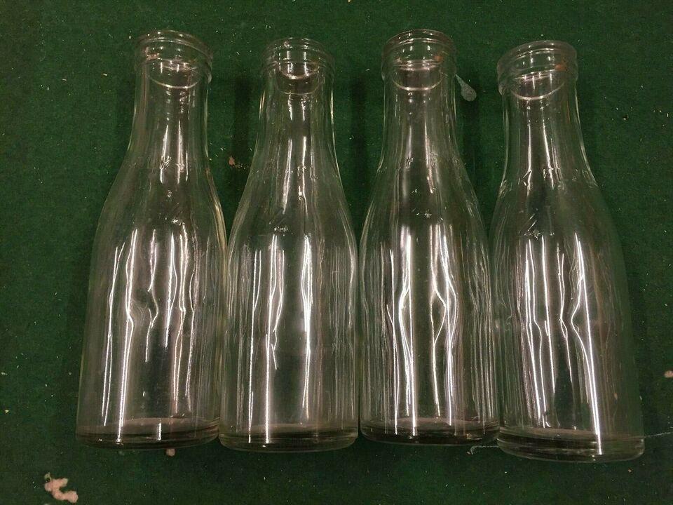 Flasker, Mælkeflasker