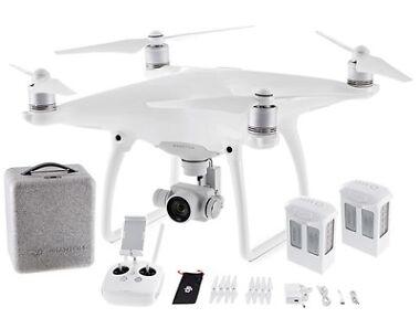 DJI Phantom 4 FPV Camera Drone Bundle