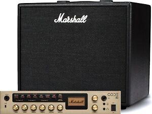Marshall-Code-50-digitaler-Combo-Gitarrenverstaerker-NEU-3-Jahre-Garantie