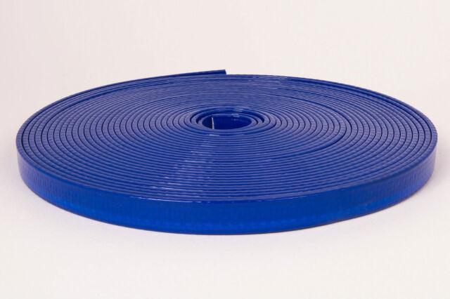 PVC Webbing-10m x 16mm - BLUE