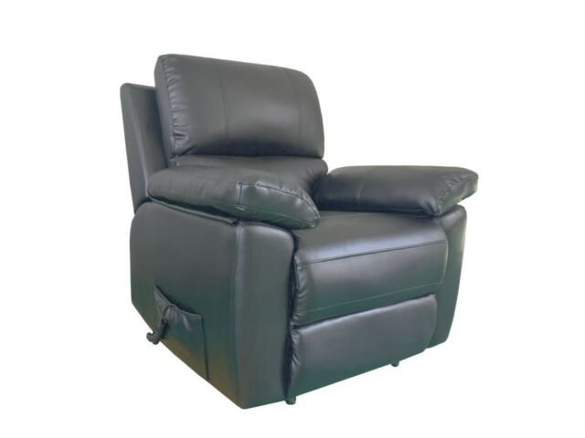 Grey Toby Rise Recliner Chair, Armchair With Footrest Argos