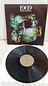 1969 A Record Of The Year~CBS NEWS~s&h $4.05 in USA !