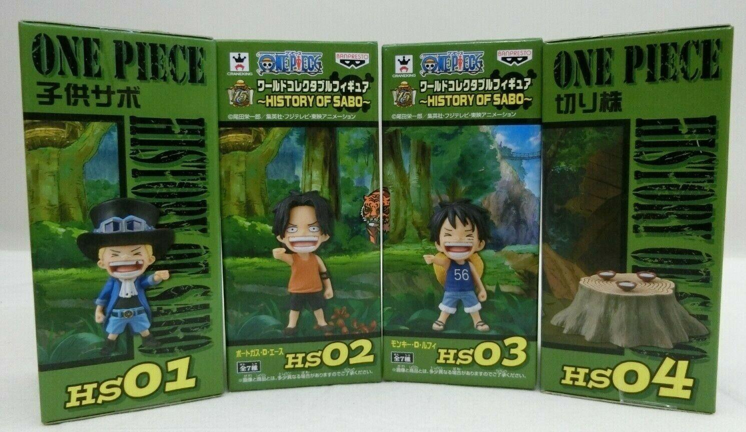 Banpresto One Piece History of Law World Collectible Figure Corazon BANP49840 US