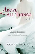 Above All Things, Rideout, Tanis, Good Book