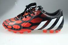 adidas Predator Instinct A M17640 Men s Soccer Cleats Red Black Size 7.5 e5ed93b5edc