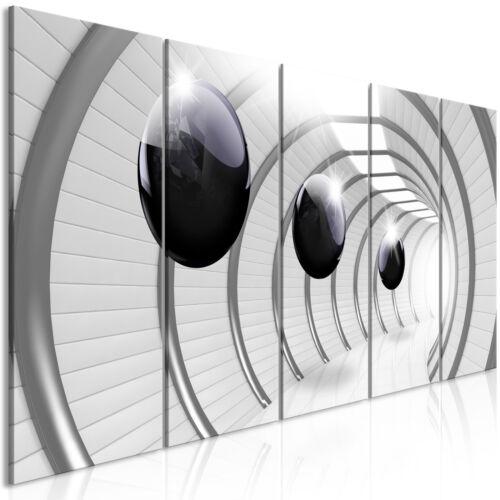 Wandbilder xxl Leinwand Bilder Wohnzimmer Kugeln abstrakt a-C-0001-b-m