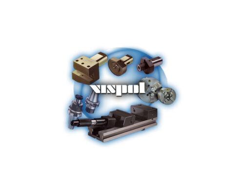 Type 1355 VISPOL Type 1355-100 x 4 18 cales Jeu de cales de fraisage