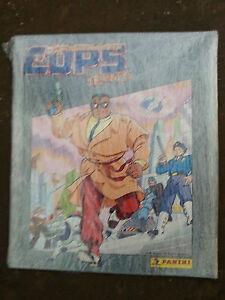 Panini-Cops-et-Truands-album-vide-Set-complet-a-coller