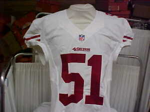 2015-NFL-San-Francisco-49ers-Game-Worn-Team-Issued-Jersey-Player-51-Size-44