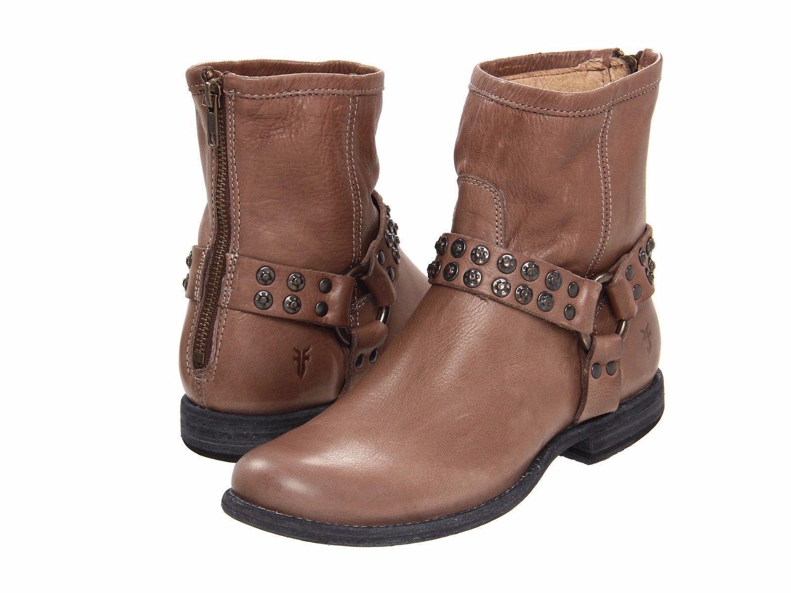 Tamaño 7.5 Frye Cuero Para Mujeres Bota Zapato  Reg Reg Reg  350 Venta  149 lastpair  Disfruta de un 50% de descuento.