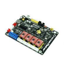 Usb Port Grbl 4 Axis Stepper Motor Controller Control Board To Cnc Laser Router