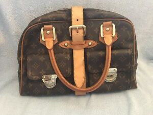 Autentico-LOUIS-VUITTON-GM-Manhattan