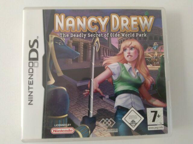 Jeu Nintendo DS - Nancy Drew