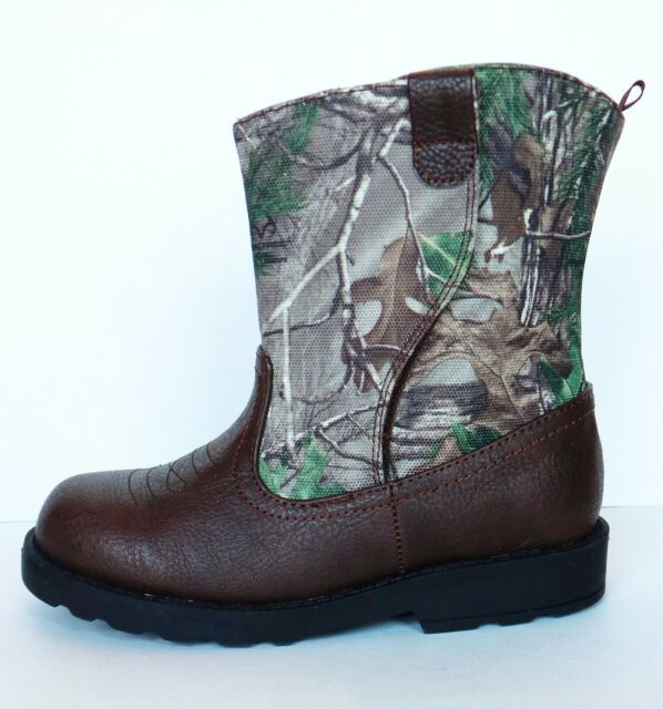 Healthtex Infant Boots Realtree Camo Country Western