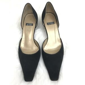 bf07536aea83 Stuart Weitzman Womans Black Heels Pumps Shoes Womens Size 5 B Made ...