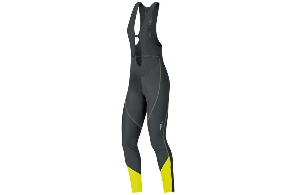 Gore Bike Tights Wear Element Windstopper Bib Tights Bike Größe XL DH078 JJ 03 0ef138