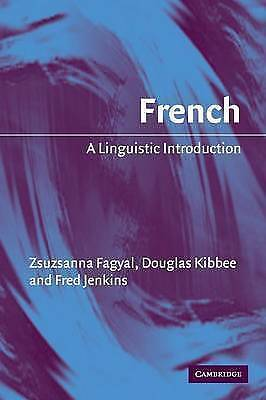 1 of 1 - French: A Linguistic Introduction by Frederic Jenkins, Douglas A. Kibbee, Zsuzsa