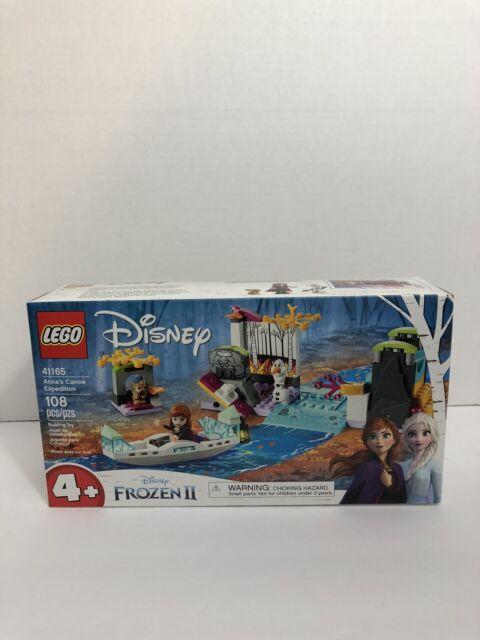 LEGO Anna's Canoe Expedition Disney Princess (41165) New!!!