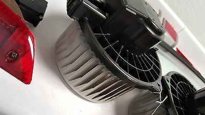 05-13 Corvette C6 Heater Air Conditioning Blower Motor with Cage