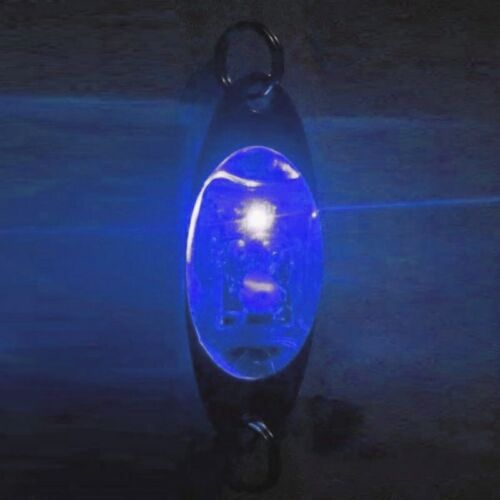 LED Underwater Fishing Lure Bait Deep Sea Glowing Bait For Night Outdoor Fishing