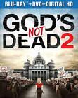 Gods Not Dead 2 (Blu-ray/DVD, 2016, 2-Disc Set, Includes Digital Copy UltraViolet)