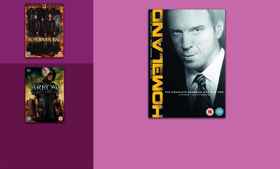 2 for £15 on Bestselling TV Boxsets