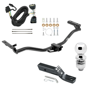 Trailer Tow Hitch For 11 19 Ford Explorer Complete Package W Wiring