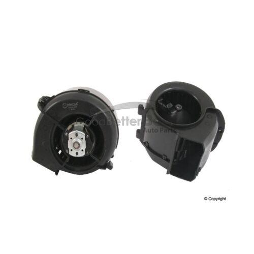 One New Meyle HVAC Blower Motor Front 1002360029 321819015 for Audi Volkswagen