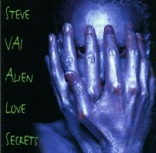 Steve Vai - Alien Love Secrets [New CD] Holland - Import