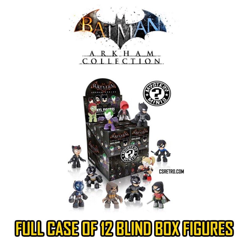 Im fall funko batman arkham - serie geheimnis minis pop - fall 12 blind box