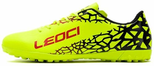 Details about  /LEOCI Performance Turf Soccer Shoes Men and Boy Soccer Shoes Indoor Soccer Cle