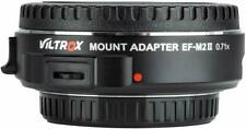 Viltrox EF-M2 II SpeedBooster 0.71x Adapter Canon EF to M43 MFT over 980 sold !!