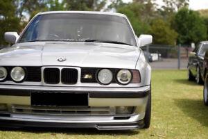 GTR-lip-for-BMW-E34-M5-front-bumper-spoiler-chin-valance-trim-splitter-apron