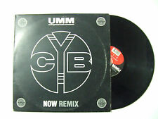 "CYB ‎– Now (Remix) - Disco 12"" Vinile 33 Giri ITALIA 1994 Progressive House"