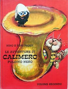 LE-AVVENTURE-DI-CALIMERO-PULCINO-NERO-VOLUME-SECONDO-PAGOT