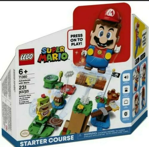 LEGO Super Mario Adventures Mario Starter Course 71360