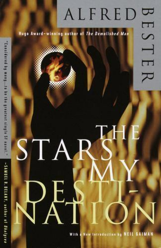 The Stars My Destination by Alfred Bester Paperback Book The Fast Free Shipping